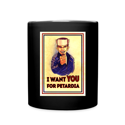 Uncle Petard Mug - Full Color Mug