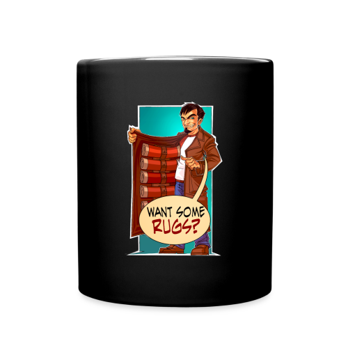 Want some RUGS? Mug - Full Color Mug