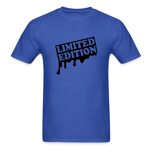 Royal Blue Limited Edition T-shirt - Men's T-Shirt