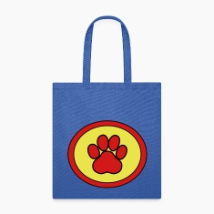Super, Hero, Super hero, Super Dog, Super Paw Bags & backpacks