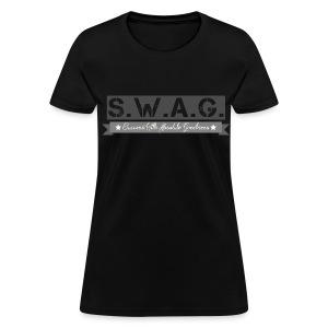 S.W.A.G.: Women's T-Shirt - Women's T-Shirt