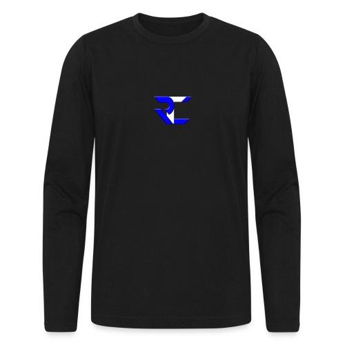 Long Sleeve Black RtC Shirt - Men's Long Sleeve T-Shirt by Next Level