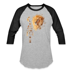 LION GOD  - Baseball T-Shirt