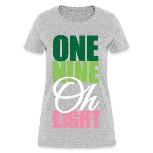 One Nine Oh Eight - Women's T-Shirt