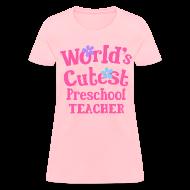 T-Shirts ~ Women's T-Shirt ~ Article 104323116