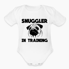 Snuggler in Training