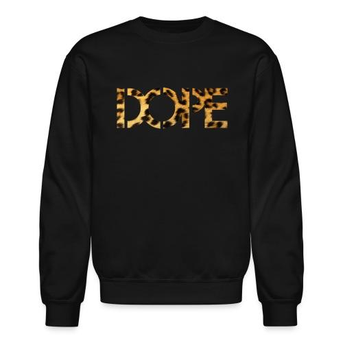 women dope crew - Crewneck Sweatshirt