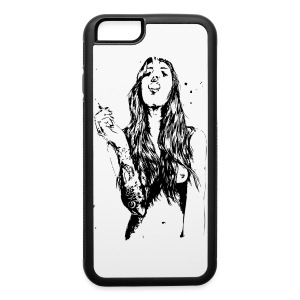 Mary Jane's Phone - iPhone 6/6s Rubber Case