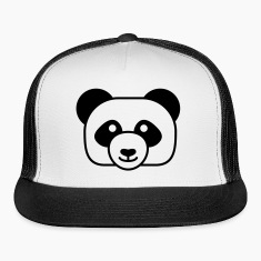 Friendly Panda Caps
