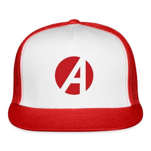 Abstrakt Trucker Hat - Trucker Cap