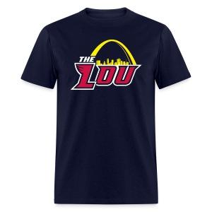 The Lou Navy Tee - Men's T-Shirt