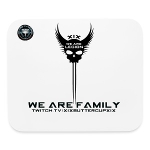 The 19th Legion's Mouse Pad - Mouse pad Horizontal