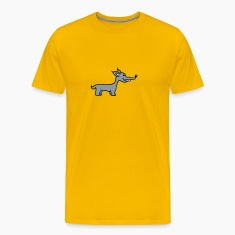 pooch comic smaller rather sweet cute dog T-Shirts