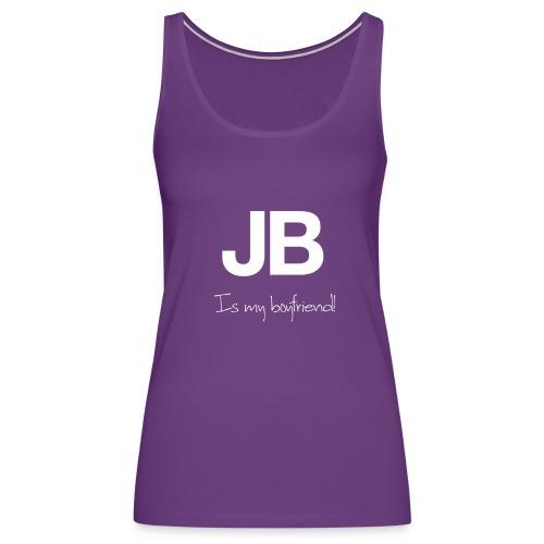JB boyfriend - Women's Premium Tank Top