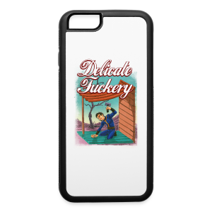 Delicate Fuckery iPhone 6 Rubber Case - iPhone 6/6s Rubber Case