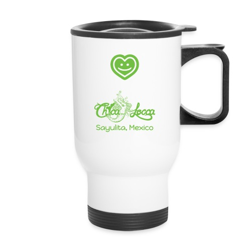 I Love the Chica Locca Travel Mug - Travel Mug