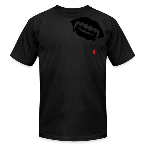 Skyzthalimit101 Vamp Edition - Men's Fine Jersey T-Shirt