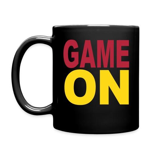 CTM Game On Mug (Left Hand) - Full Color Mug