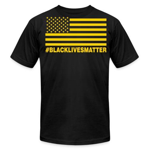Skyzthalimit101 Black Lives Matter - Men's Fine Jersey T-Shirt