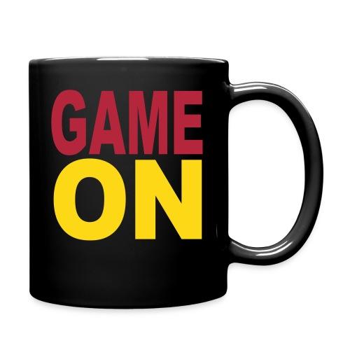 CTM Game On Mug (Right Hand) - Full Color Mug