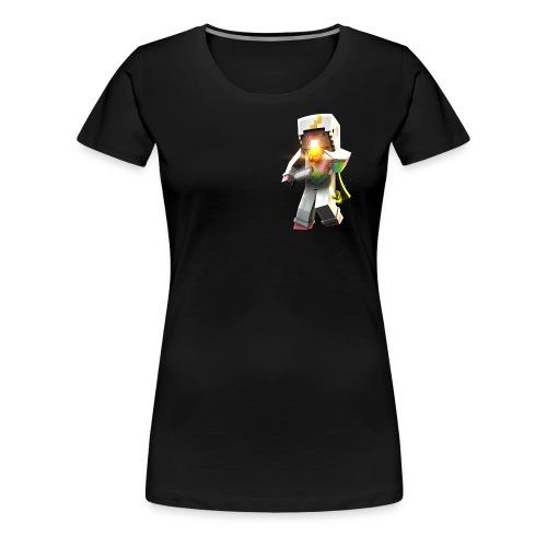T-Shirt MineCraft Femme - Women's Premium T-Shirt