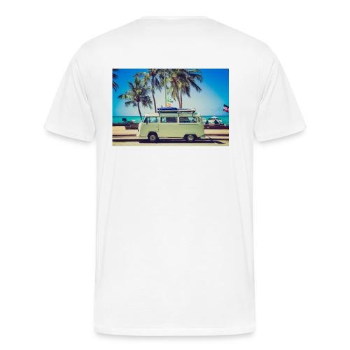 Beach Tee - Men's Premium T-Shirt