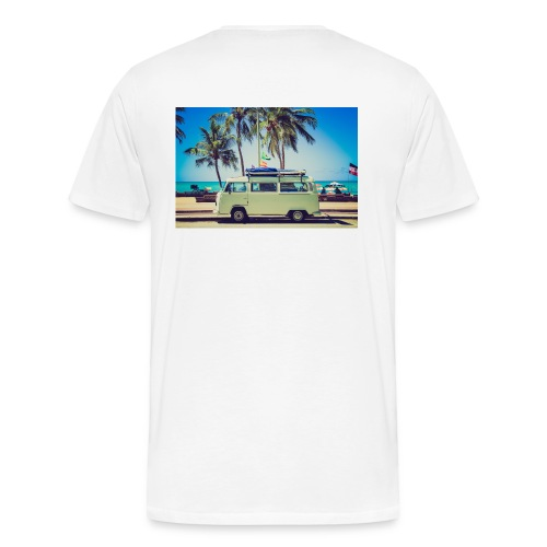 Beach Tee - Men's Premium T-Shirt