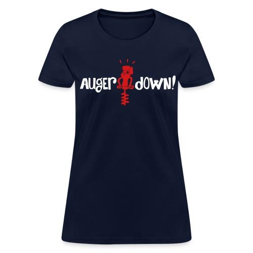 WOMEN Twins - Women's T-Shirt
