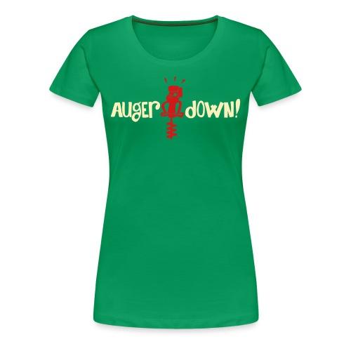 WOMEN Wild - Women's Premium T-Shirt