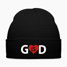 God is Love Caps