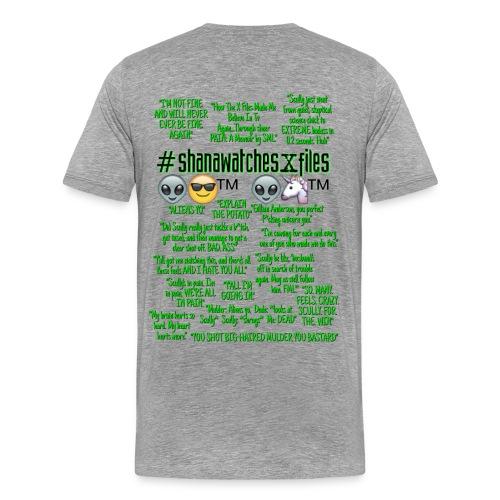 SWXF Men's Shirt - Men's Premium T-Shirt