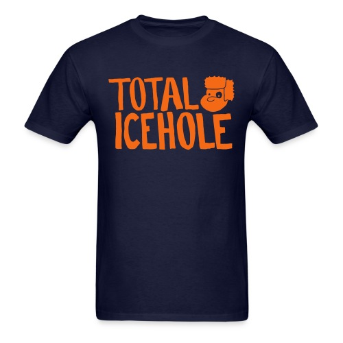 MEN Total Icehole - Men's T-Shirt
