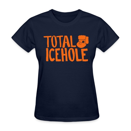 WOMEN Total Icehole - Women's T-Shirt