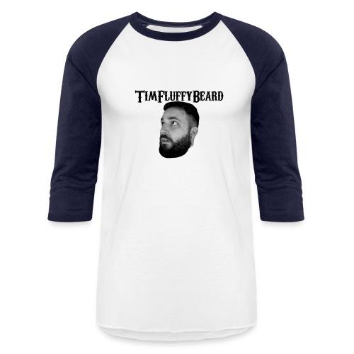 TimFluffyBeard Men's Baseball Tee - Baseball T-Shirt