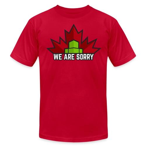 Men's Tee - Color Logo - Men's  Jersey T-Shirt