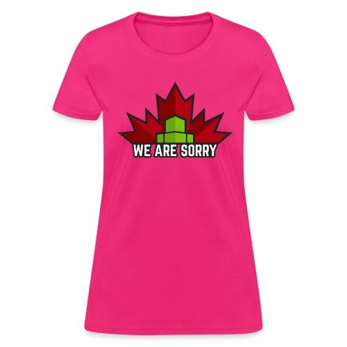 Women's Tee - Color Logo - Women's T-Shirt