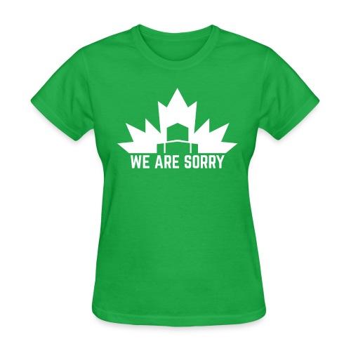 Women's Tee - Monochrome Logo - Women's T-Shirt