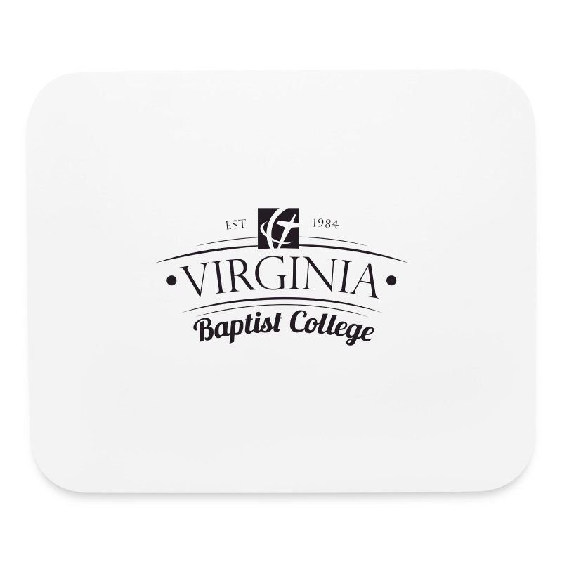 VBC Logo 2015 Black (1) - Mouse pad Horizontal