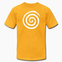 The Urban Geeks White Spiral T-Shirt