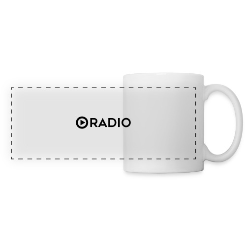DISO Radio Logo - Mug - Panoramic Mug