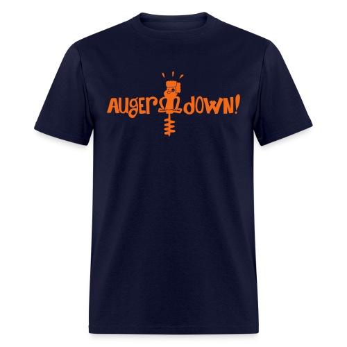 MEN Original Auger - Men's T-Shirt