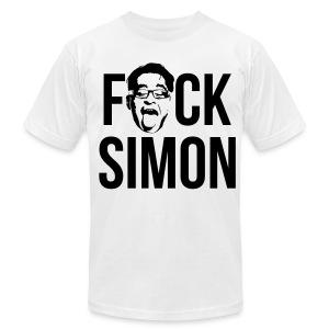 F#CK SIMON - Men's Fine Jersey T-Shirt