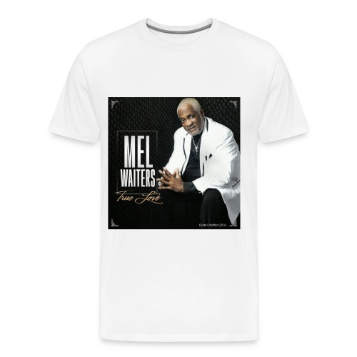 Mel Waiters True Love - Men's Premium T-Shirt
