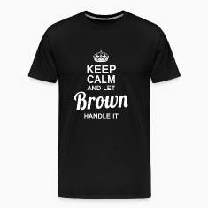 Let BROWN handle It!