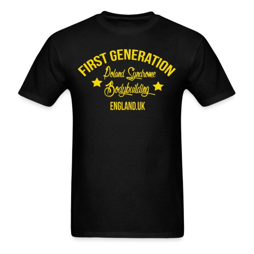 FIRST GENERATION ORIGINAL - Men's T-Shirt