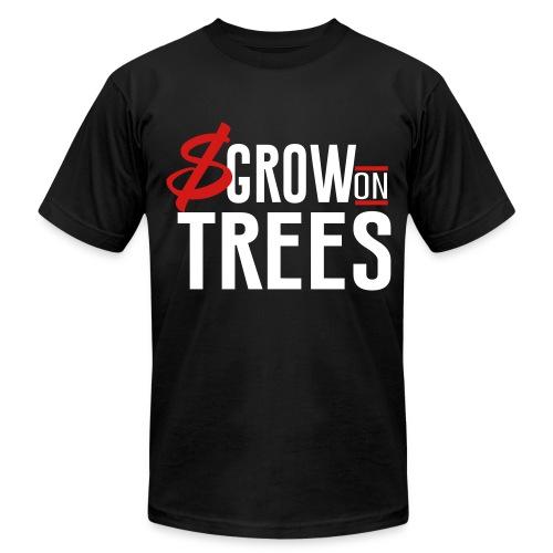 Money grows on trees - Men's Fine Jersey T-Shirt
