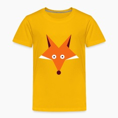 fox star Baby & Toddler Shirts