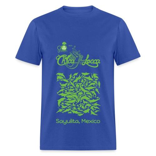 I Love Sea Animals - Men's T-shirt - Men's T-Shirt