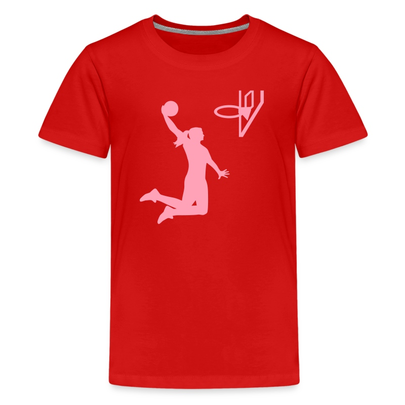 Basketball t shirt spreadshirt for Design your own basketball t shirt