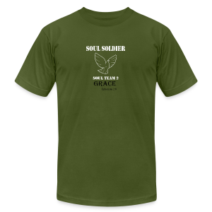 Soul Team 2 - Men's Fine Jersey T-Shirt